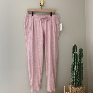 Old Navy Mid-Rise Breathe ON Joggers NWT